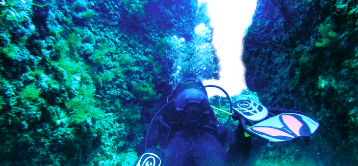 POLIPORTO percorso archeologico subacqueo